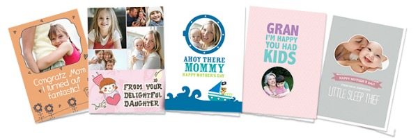 Cleverbug cards for mom